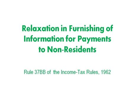 case laws of income tax section wise furnishing of information for payments to non residents