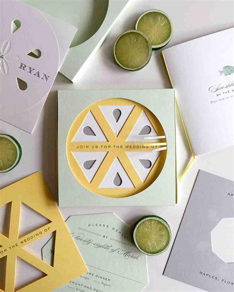 lemon themed wedding invitations a lemon inspired wedding in naples florida martha