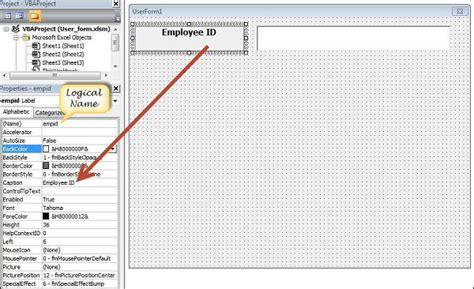 tutorialspoint vba vba user forms