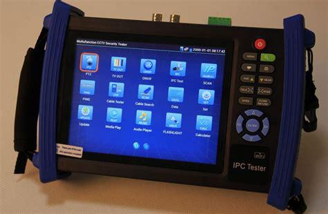 Cctv Testerahd 7201080analoglan Tester ip tester ipc 8600 cctv tester purchasing souring ecvv purchasing service