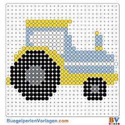 Car Design Vorlagen B 252 Gelperlen Vorlagen Einem Traktor Zum Herunterladen Und Ausdrucken