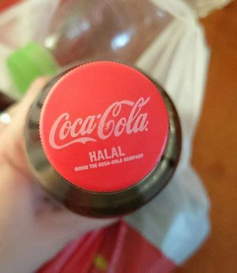 Colla Halal just bought halal certified coke in australia