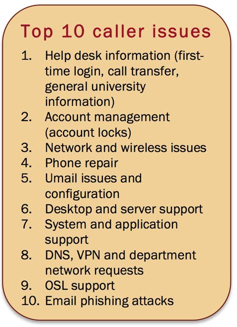 ut it help desk cus help desk offers tech service with a smile