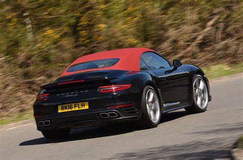 Porsche 911 Turbo Cabrio by 2016 Porsche 911 Turbo Cabriolet Review Review Autocar