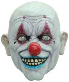 kinderf 228 nger clown horrormaske