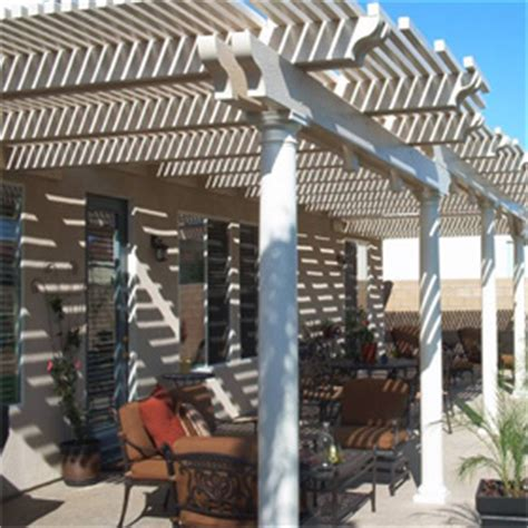 patio cover types l j hausner construction co