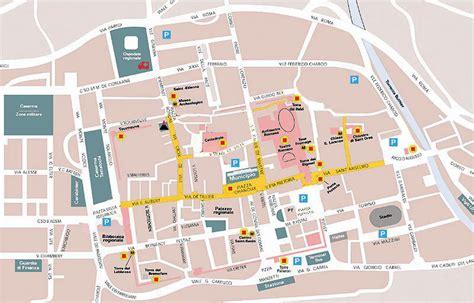 pavia mappa turistica valle d aosta informazioni pratiche