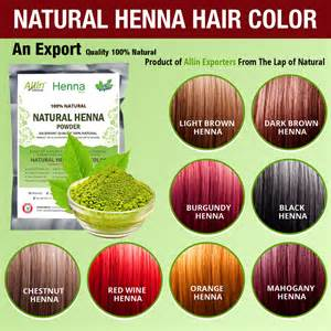 henna colors organic henna hair dye color 60 grams for 100