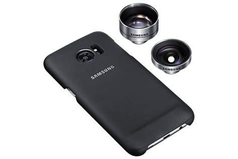 Samsung Lens Cover Galaxy S7 Edge 2 Lens Telephoto 2x And Wide Angle samsung lens cover das galaxy s7 mit erweiterten horizont