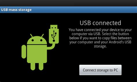 android storage android usb connections explained mtp ptp and usb mass storage