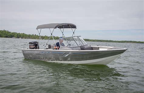 bimini for fishing boat crestliner 17 custom fishing boats 1700 vision