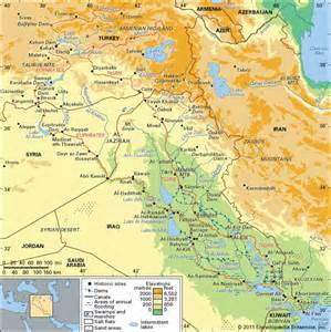 middle east map euphrates river tigris euphrates river system river system asia britannica
