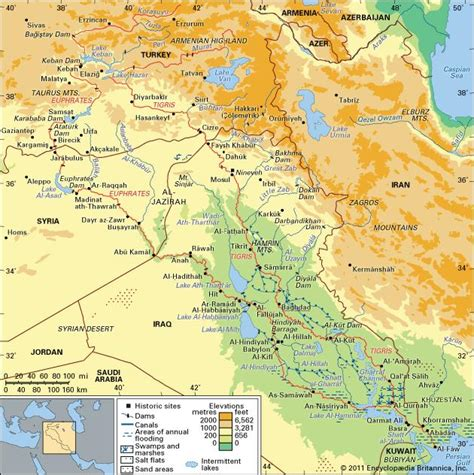 middle east map euphrates river tigris euphrates river system river system asia
