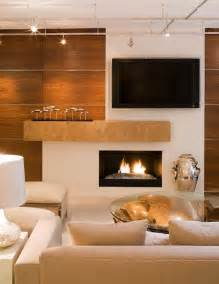 Living Room With Fireplace And Tv by Living Room With Tv Above Fireplace One Decor