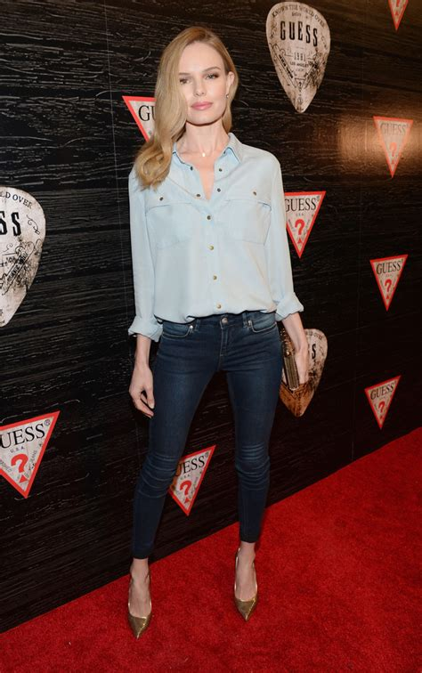 Guess New Series Jam Tangan Cassual Trendy Fashion Wanita Active Date 1 kate bosworth 2014 fashion show in nyc guess 09 gotceleb