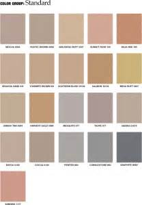 davis concrete color chart decorative landscape curbing concrete curbing concrete