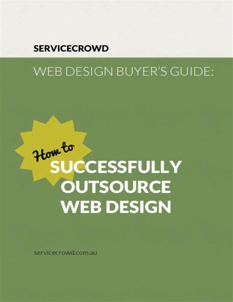 design crowd adalah web design buyer s guide ebook by servicecrowd
