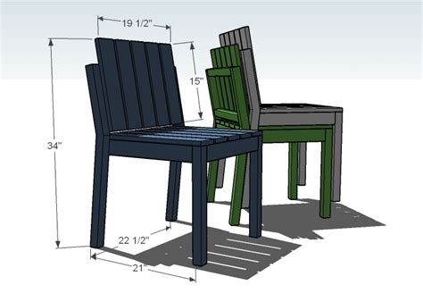 patio furniture dimensions white simple stackable outdoor chairs diy projects