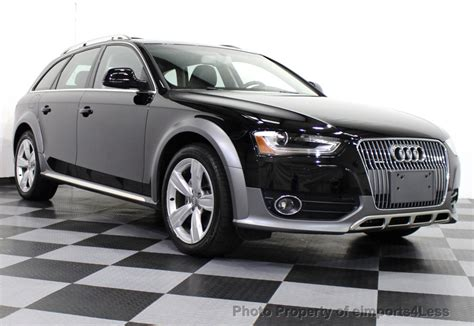 2014 Audi Allroad by 2014 Used Audi Allroad Certified Allroad 2 0t Quattro
