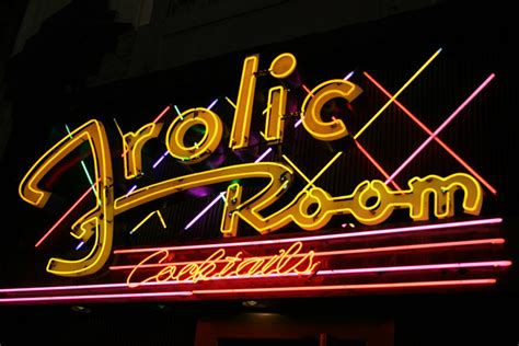 frolic room los angeles california the underground