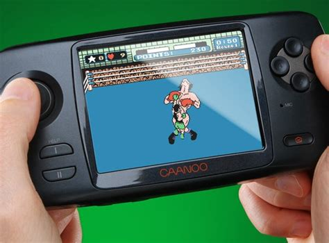 handheld mame console gp2x caanoo mame console emulator my classic