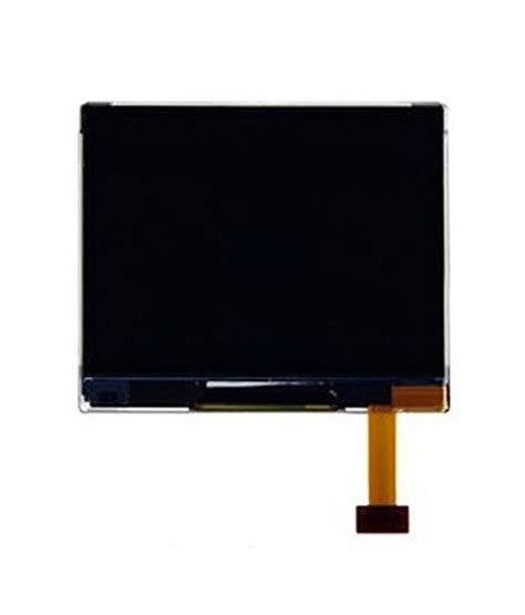 Lcd Nokia X2 01 edge lcd display screen for nokia x2 01 mobile spare parts at low prices snapdeal india