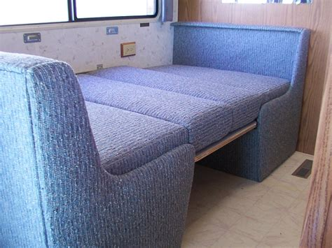 rv table bed booth table for rv booth veneers pic