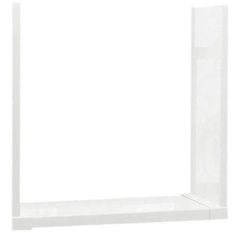 asb 36 in x 36 in window trim kit in white 1trim03a