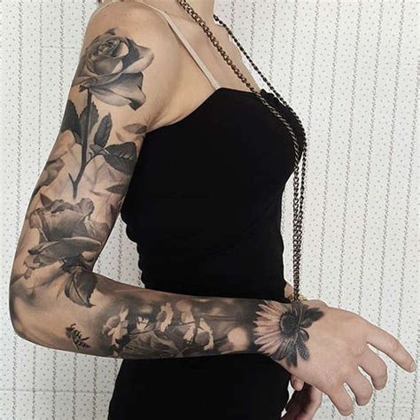 ladies sleeve tattoos designs 130 most beautiful tattoos for