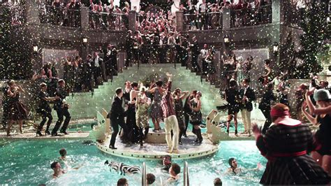 themes of the great gatsby film top 10 classic parties