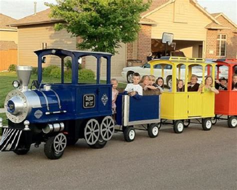 backyard trains for sale 28 images trackless train for
