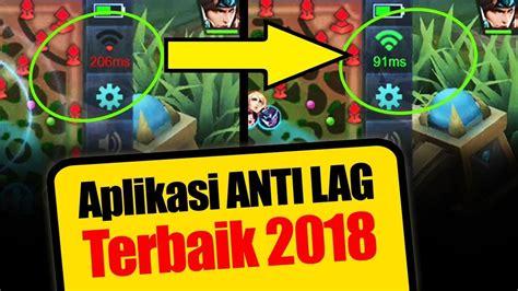aplikasi anti lag mobile legend ping merah bikin pusing pake aplikasi anti lag terbaik