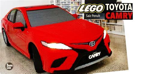lego toyota camry lego toyota camry saiz penuh dengan berat 2 dan 900