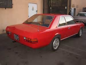 Fiat 130 For Sale Document Moved