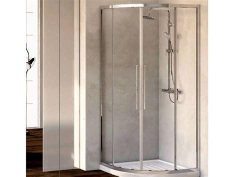 box doccia kubo box doccia angolare in vetro temperato kubo mod r by