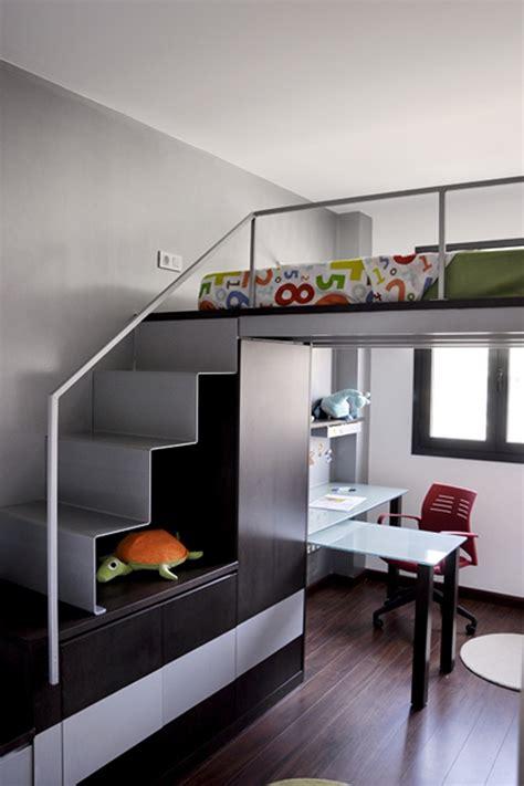 dormitorio juvenil elevado elisabet