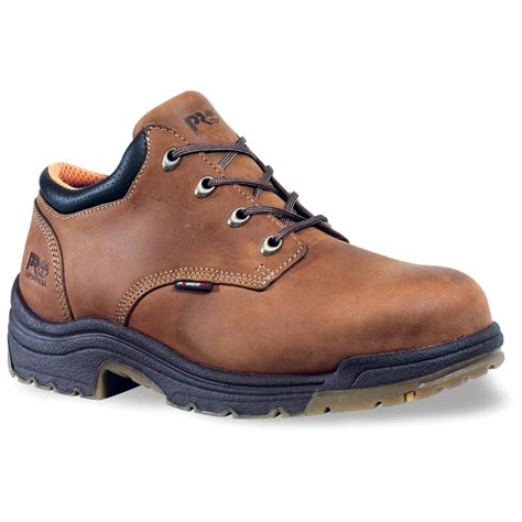 oxford boots mens s timberland 174 pro 174 titan 174 safety toe oxford shoes