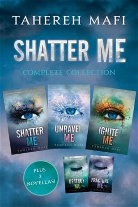 Read Me Me Me Online - shatter me complete collection shatter me destroy me