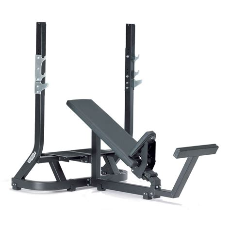 pure fitness weight bench all products weight benches racks technogym