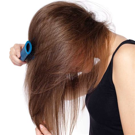 hair thinning 20 ways to deal with hair falling out