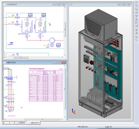 e plans eplan s pro panel engineering software reduces wiring time