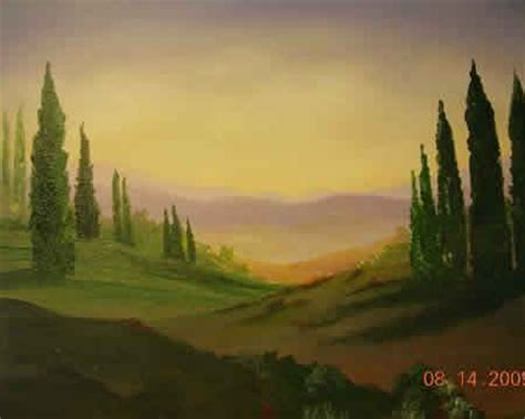 acrylic painting tutorial landscapes tuscan landscape acrylic painting tutorial paint on a