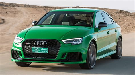 How To Drive Audi by 2018 Audi Rs3 Sedan First Drive The No Compromise Compromise