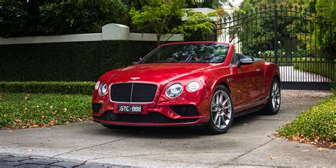 car bentley 2016 2016 bentley continental gt convertible v8 s review