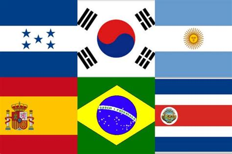 printable flags of the world cup 2014 world cup 2014 flags quiz do you know your ecuador from