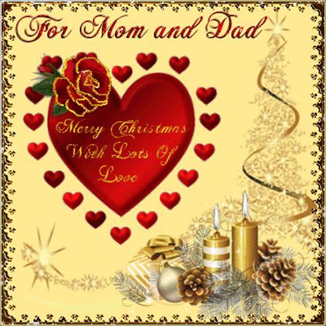 printable christmas cards for mom and dad merry christmas mom and dad free family ecards greeting