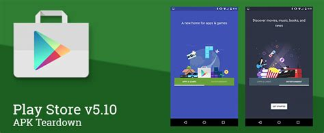 play store 4 5 10 apk play store v5 10 support for books listed by series more visible app sizes and more apk
