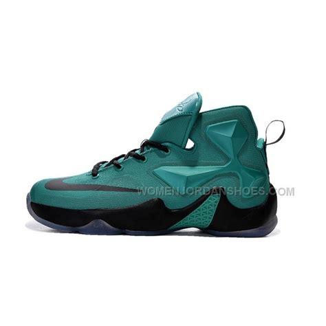 basketball shoe for sale nike lebron 13 hyper turquoise black metallic basketball