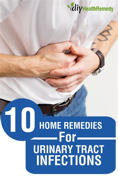 10 home remedies for urinary tract infections diy health