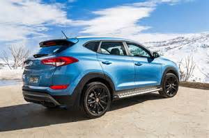 Hyundai Santa Fe Specials Hyundai Tucson Santa Fe 30 Special Editions Announced